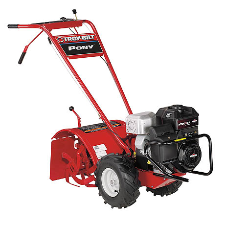 Gentil Powerful Enough To Till Deeply, Yet Small Enough To Fit Between Rows, The  Super Bronco Tiller Is Designed To Tackle Any Task In Your Garden With Ease.